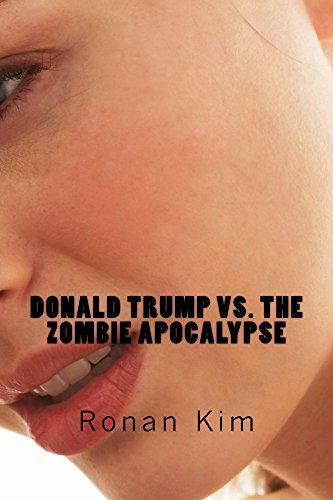 Donald Trump vs Zombie Apocalypse ebook product image