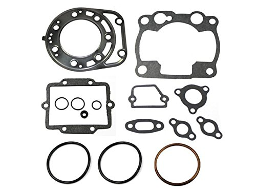 Outlaw Racing OR3979 Top End Gasket Set Kawasaki KDX250 1991-1994 KX250 1988-'89 Kit