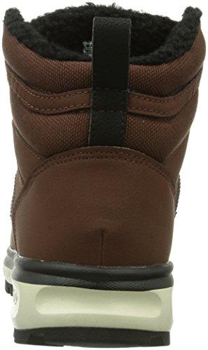 adidas Originals Chasker Boot, Bottes mixte adulte Marron (Braun (St Auburn/St Auburn/Core Black)