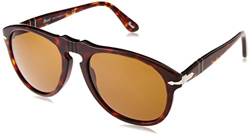 Persol PO0649 24/33 Tortoise PO0649 Aviator Sunglasses Lens Category 3 Size - Persol 0649 Sunglasses