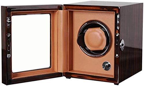 (:A色)、色名:ボックスムーブメント表ウォッチウォッチボックスウォッチワインダーワインディングギフトウォッチワインダーウォッチワインダーボックス機械式時計自動B (Color : A)