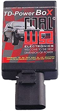 Mal Electronics Gmbh Tdupowerbox Diesel Chiptuning Modul Passend Für Fiatducato 1 9 Td 66 Kw 90 Ps 196 Nm Auto