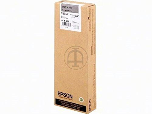 Epson UltraChrome HDR Ink Cartridge - 700ml Light Black ()