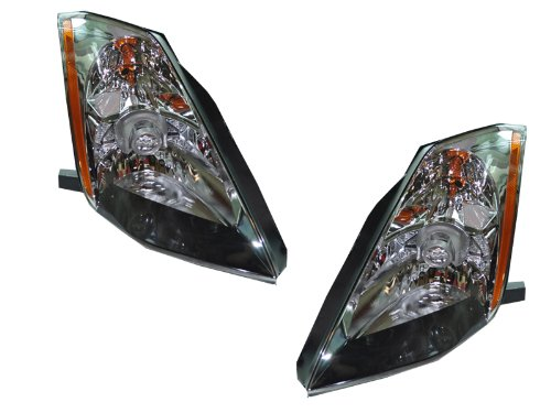 Nissan 350Z HID Headlights Headlamps New Pair (Ballast not included)