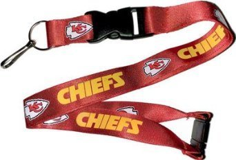 fs Team Color Lanyard, 22-inches, Red ()