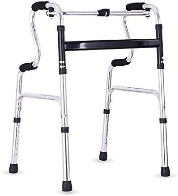 Walk Aid Andador Plegable para Personas de la Tercera Edad ...