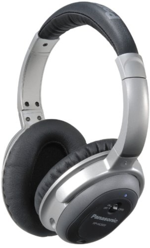Panasonic RP HC500 Noise Canceling Discontinued Manufacturer
