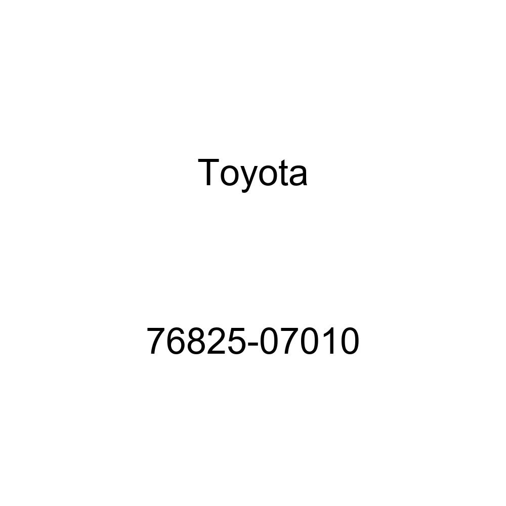 Toyota 76825-07010 Back Door Outside Garnish Protector