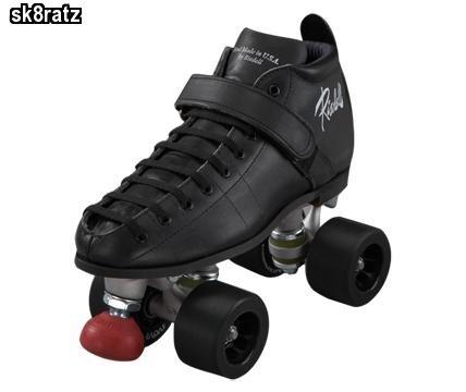 Riedell - 126 She Devil Derby Skates - PowerDyne Plates - Radar Wheels