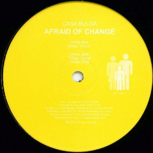 Price comparison product image Casa Bulga - Afraid Of Change - SFP Records - SFP 9650