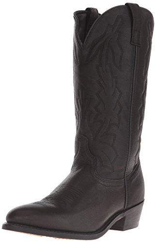 Laredo Men's Jacksonville Western Boot,Black,10 D US