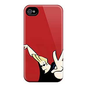 Perfect Johny Bravo Cases Covers Skin For Iphone 6 Phone Cases