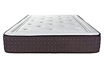 Dream Colchón viscoelástico Carbono-Tech, Poliéster, Blanco, King, 200x150x28 cm: Amazon.es: Hogar