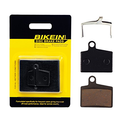 - BIKEIN 4 Pairs Cycling Bicycle Resin Disc Brake Pads For Hayes Stroker Ryde Dyno Sport