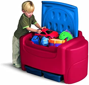Little Tikes Sort 'n Store Toy Chest (Primary Colors)