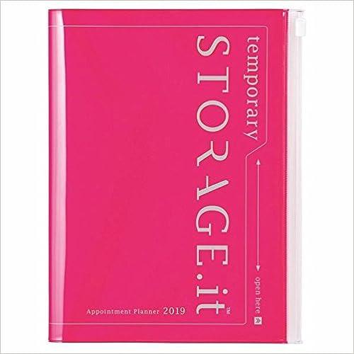 Mark's 2019 Taschenkalender A5 Vertikal, Storage.it Neon Pink por None epub
