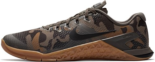 Med Chaussures Metcon Nike Homme Cross Black Ridgerock 4 de Brown gum 6fEqzw