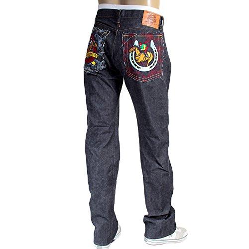 RMC jeans brodée pour Jockey japonais ralingue RMC3747 jeans