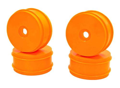 Kyosho Corporation Dish Wheel (4Pcs / F-Orange / Mp9) - Kyoifh004Ko (japan import)