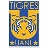 Tigres Uanl - Mexico Football Soccer Futbol - Car Sticker - 6