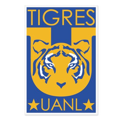 Tigres Uanl - Mexico Football Soccer Futbol - Car Sticker - 6""
