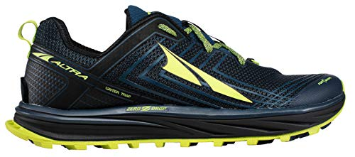 Altra AFM1957F Men's TIMP 1.5 Trail Running Shoe, Blue/Lime - 8 D(M) US by Altra (Image #1)