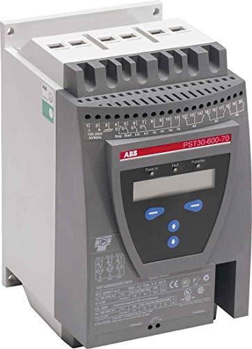 ABB PST60-600-70 Soft Starter, 3P 30KW Vi=230-600V 50/60HZ V=100-250VCA ()