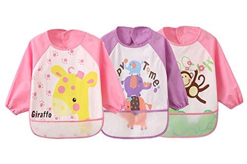 ASHERANGEL Unisex Toddler Waterproof Overclothes