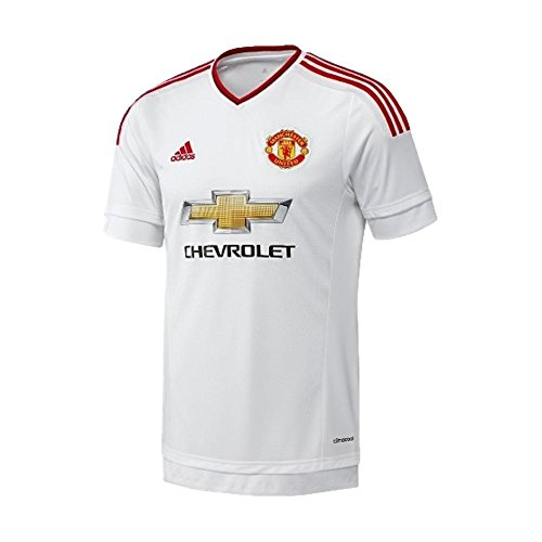 Adidas Mens Climacool Manchester United Away Replica Soccer Jersey Xx-Large (20 Away Soccer Jersey)