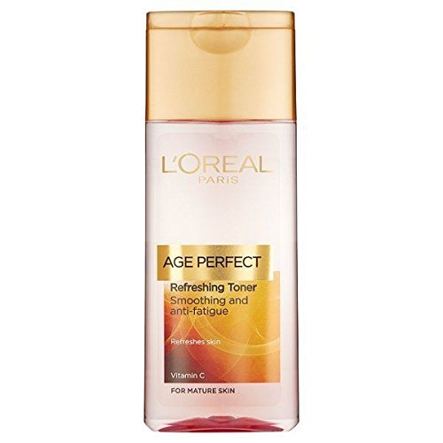 L'Oréal Paris Dermo-Expertise Age Perfect Refreshing Toner Mature Skin 200Ml - Pack of 2 L' Oreal