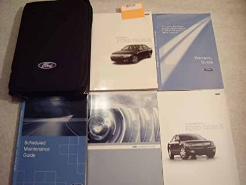 2009 ford taurus owners manual ford motor company amazon com books rh amazon com 2009 ford taurus limited owners manual 2009 ford taurus service manual
