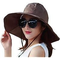 Outdoor UV Protection Rain Cap Waterproof Rain Hat Wide Brim Bucket Hat 803d89feeca8