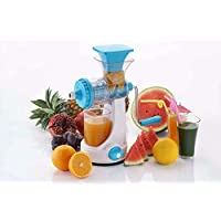 Vivir® Galaxy Hand Juicer for Fruits and Vegetable with Steel Handle and Juice Collector