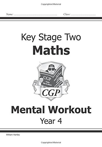 KS2 Mental Maths Workout - Year 4 (Book 4) ebook