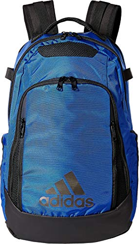 - adidas 5-Star Team Backpack, Bold Blue, One Size