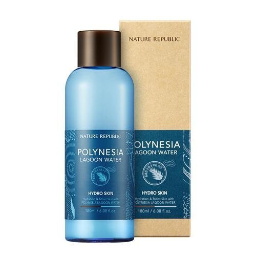 NATURE REPUBLIC Polynesia Lagoon Water Hydro Skin [Korean Import]
