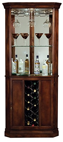 Lovely Howard Miller 690 000 Piedmont Corner Wine Cabinet Part 10