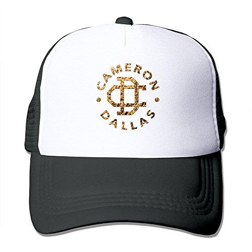 KECH Men Women Cameron Dallas Hat Black (5 Colors)