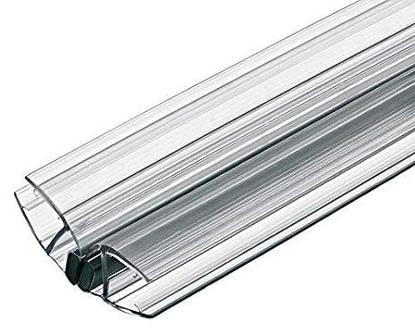 Gedotec Magnetdichtung Duschtür Duschdichtung 135 Glastürdichtung