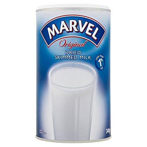 Price comparison product image Marvel Original Dried Skimmed Milk 340G