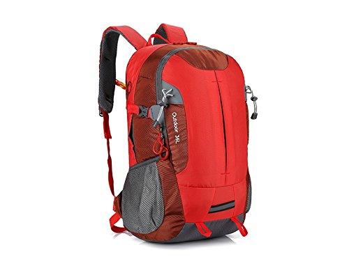 zehaerハイキングスポーツアウトドア登山バックパックハイキングバッグ旅行バッグメンズレディース(緑) forアウトドア旅行   B07FS22SG5