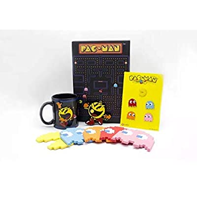 Pac-Man Loot Box Collector's Set: Toys & Games