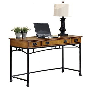 Modern Craftsman Writing Desk - 54'' by OFF!