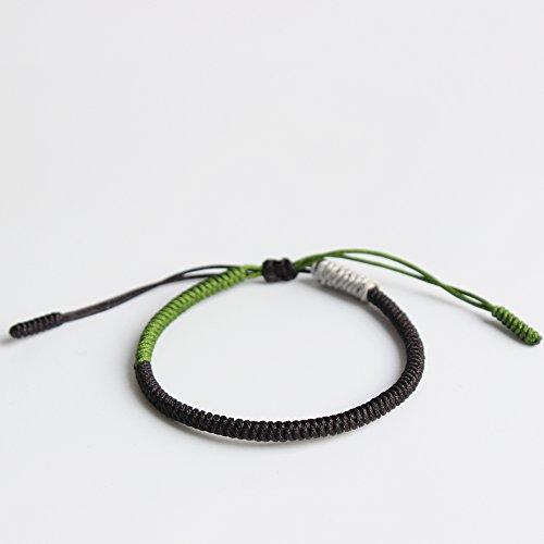efaa827135 Jual TALE Lucky Rope Bracelet Tibetan Buddhist Handmade Knots - Zen ...