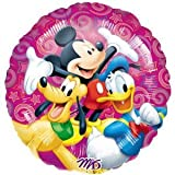 DISNEY MICKEY MOUSE AND FRIENDS PARTY BALLOON 18 INCH