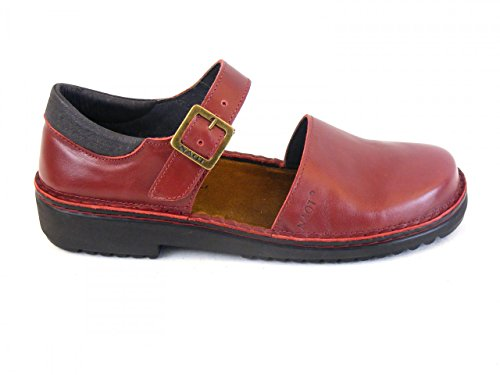 Naot , Sandales style Mary Janes pour femme Rouge Rouge
