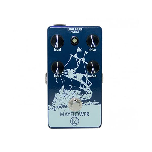 エフェクター画像 Walrus Audio MAYFLOWER