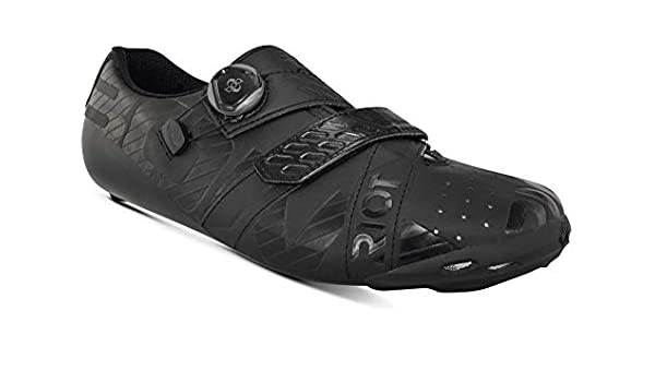 BONT Riot MTB BOA Cycling Shoe Euro 46.5 Black//Grey