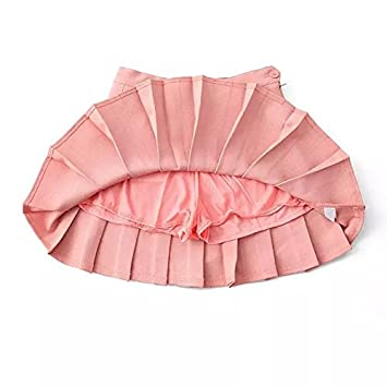 hippolo wschool Pliegue presión Uniforme Plisado Falda Faldas de ...