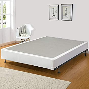 Image of Continental Sleep Fully Assembled box spring, Queen, Beige Home and Kitchen